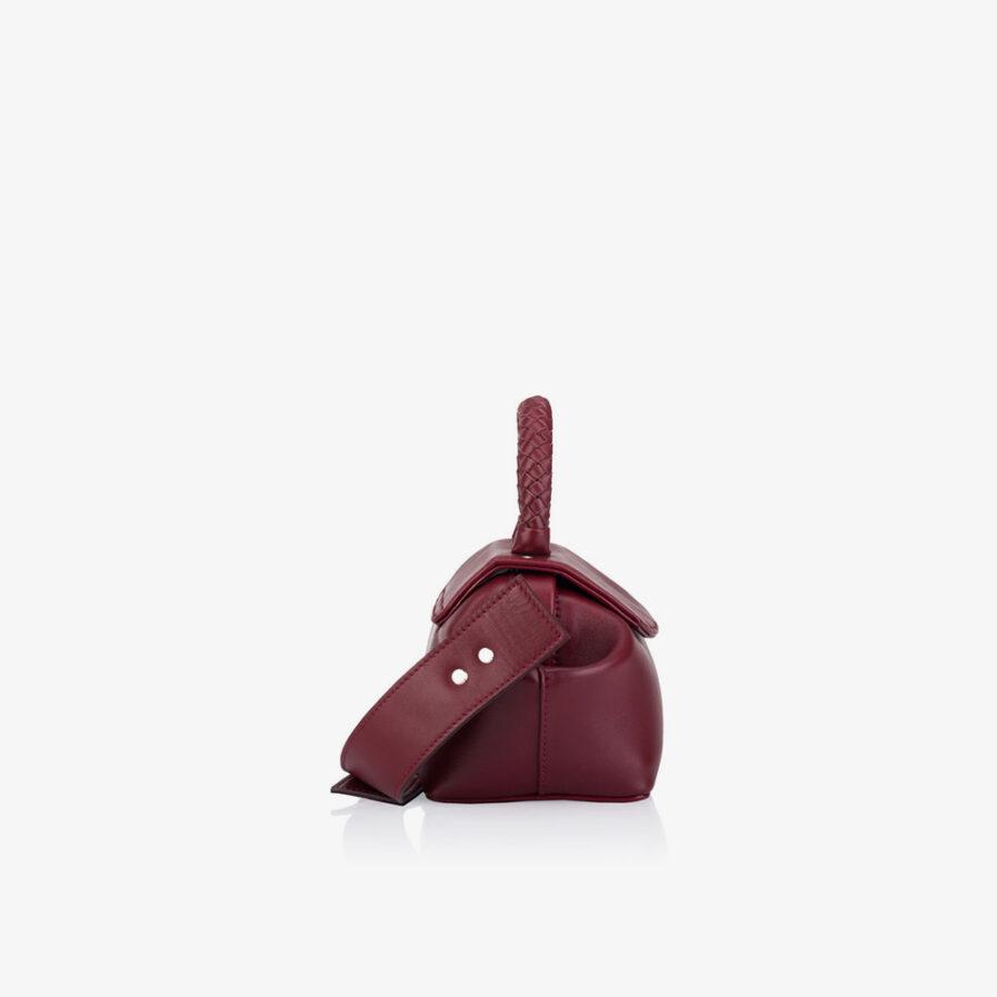 GRIE bags. Designer doctor bags. Mimi Burgundi