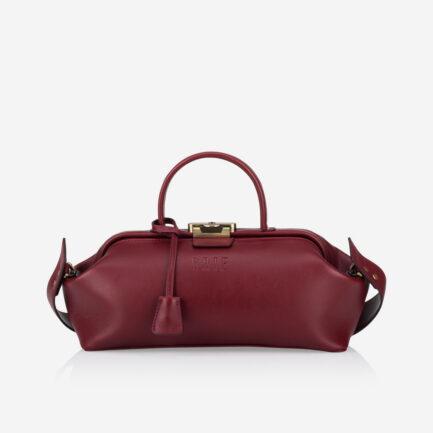 GRIE bags. Designer doctor bags. Baguette Burgundi
