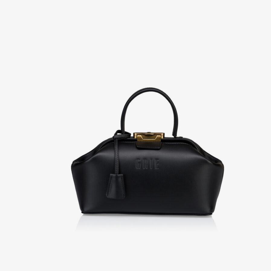 GRIE bags. Designer doctor bags. Noble Black