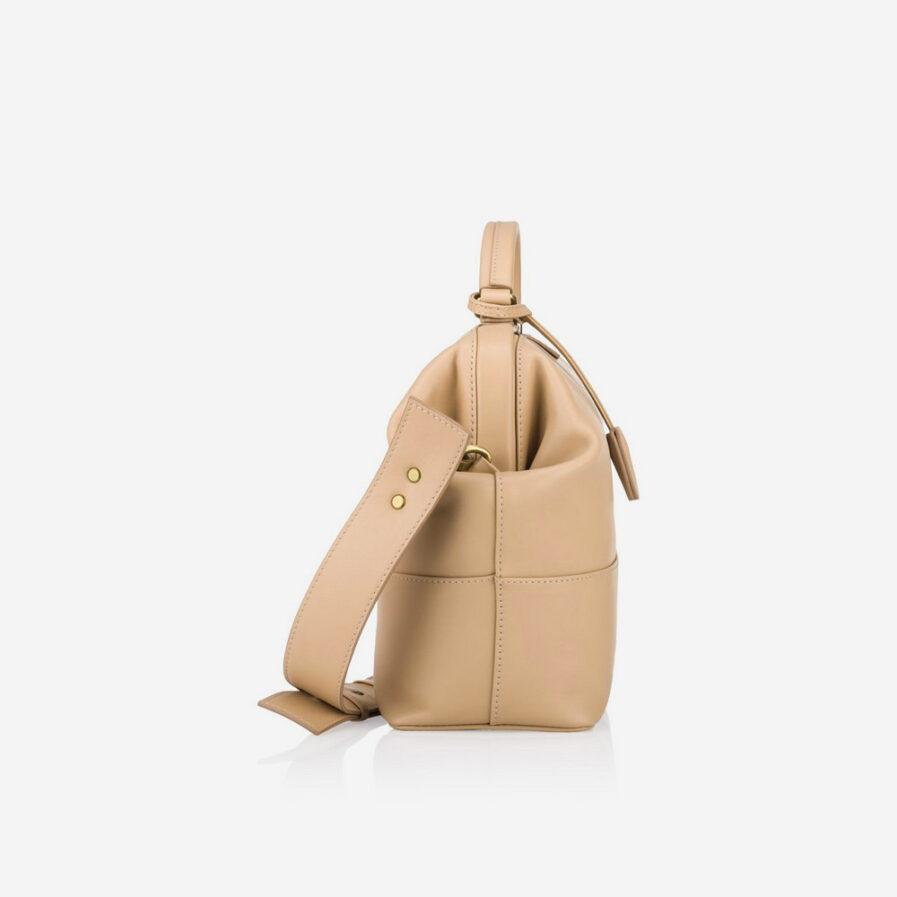 GRIE bags. Designer doctor bags. Midi Nude