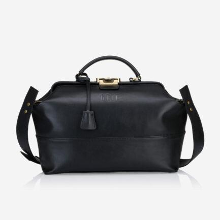 GRIE bags. Designer doctor bags. Midi Black