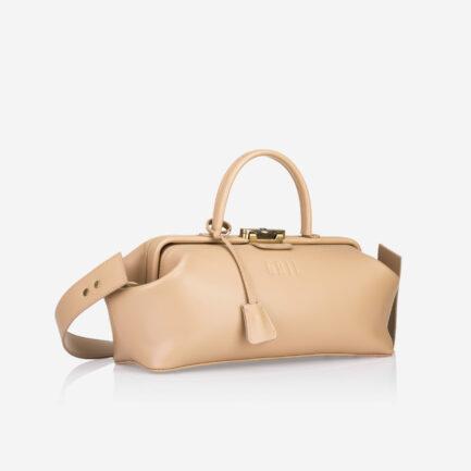 GRIE bags. Designer doctor bags. Baguette Nude
