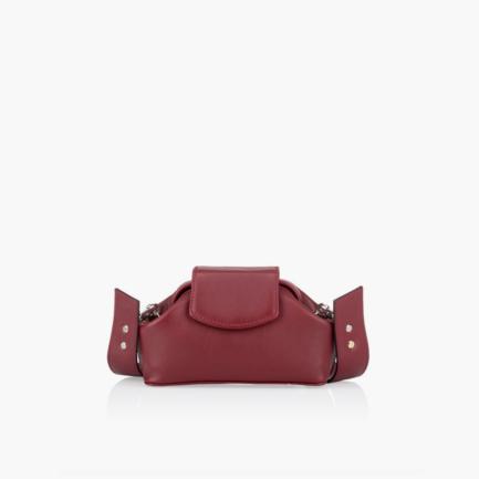 GRIE bags. Designer doctor bags. Baby Chic Burgundi
