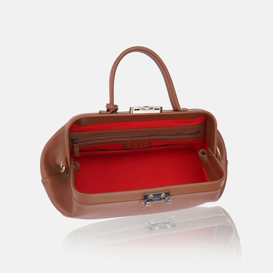 GRIE bags. Designer doctor bags. Baguette Caramel