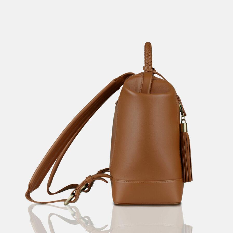 GRIE bags. Designer doctor bags. Backpack Junior Caramel
