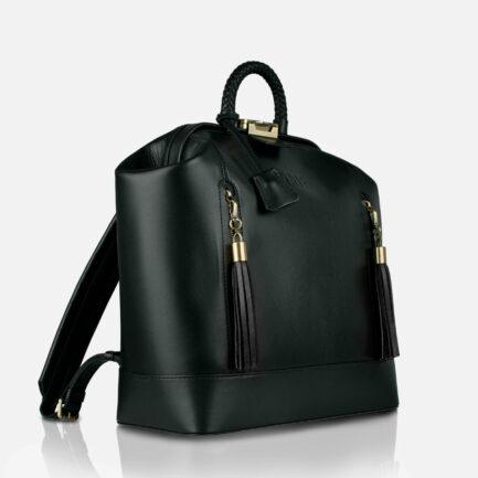 GRIE bags. Designer doctor bags. Backpack Major Black